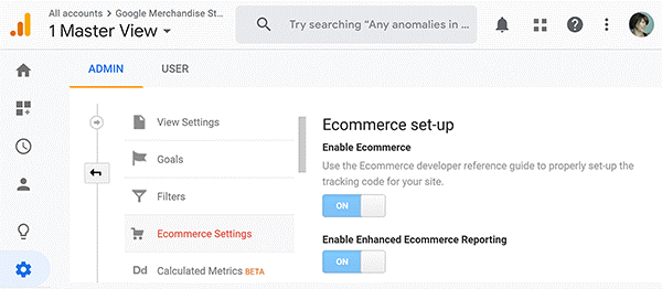 energopoiisi ecommerce reports - Analytics